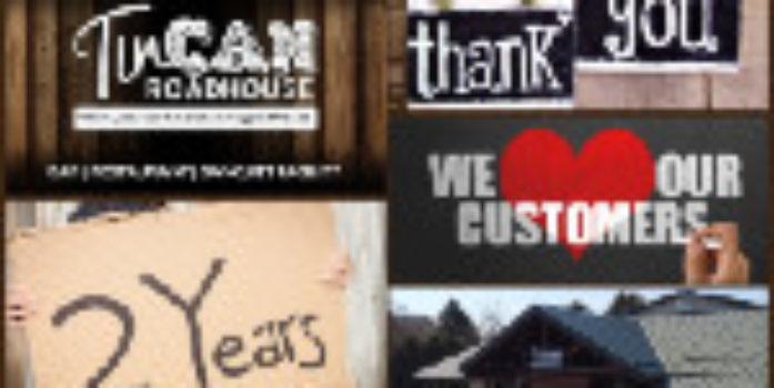 TinCAN Roadhouse 2nd Year Anniversary